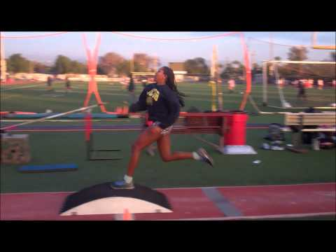 Track and Field - Long Jump Science Vlog