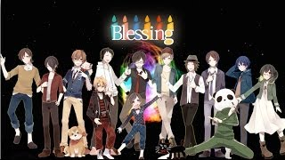 getlinkyoutube.com-【ニコニコラボ】Blessing【SINGERS ver.A】
