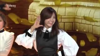 getlinkyoutube.com-141230 에이핑크(Apink) & 아이핑크 연예대상 LUV & NoNoNo 1080p 60fps