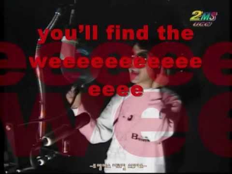 Korean Boy - Hero, Mariah Carey Karaoke Karaoke Fail/Win with Subtitles!!