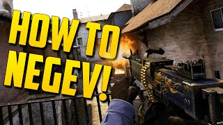 getlinkyoutube.com-HOW TO NEGEV! - CS:GO Funny Moments in Competitive