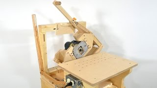 getlinkyoutube.com-Pantorouter XL: adjusting for accuracy.