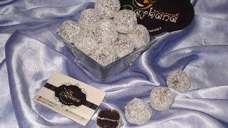 getlinkyoutube.com-شهيوات ريحانة كمال كرات الثلج بالشوكولا هشة و لذيذة