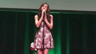 getlinkyoutube.com-Colleen Ballinger / Miranda Sings - Defying Gravity LIVE in Australia (HD)