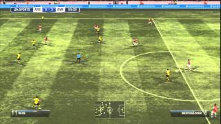 getlinkyoutube.com-FIFA 13 Tutorial: Creating Chances/ Unlocking defences