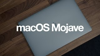 Hands-On with macOS Mojave