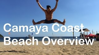 getlinkyoutube.com-Camaya Coast Beach and Camaya Sands Hotel Overview 2015 Mariveles Bataan by HourPhilippines.com