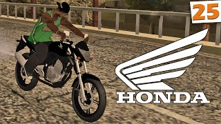 getlinkyoutube.com-GTA Multiplayer - Honda CB 300R