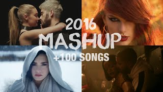 getlinkyoutube.com-Pop Songs World 2016 - Mashup [+100 Songs] (Happy Cat Disco)