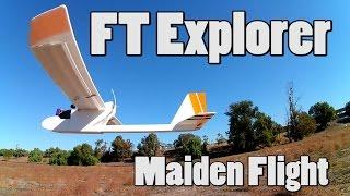 getlinkyoutube.com-FT Explorer Maiden (w/RunCam 2 comparison)