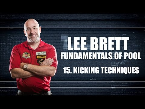 APA - Lee Brett Instructional Series - Lesson 15 - Kicking Techniques