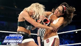 getlinkyoutube.com-Charlotte vs. Brie Bella: SuperSmackDown, December 22, 2015