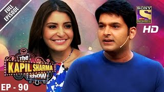 The Kapil Sharma Show - दी कपिल शर्मा शो - Ep - 90 - Anushka Sharma In Kapil's Show - 18th Mar 2017
