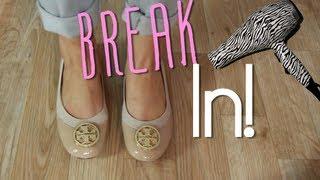 getlinkyoutube.com-5 Minutes To Break Shoes In + NuMe