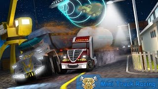 Mini Truck Racing a spasso con i tir su Android
