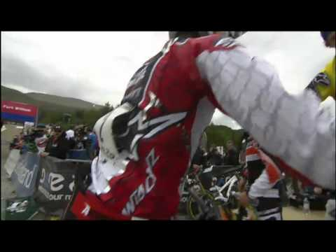 Fort William 2011 - Greg Minnaar, Danny Hart