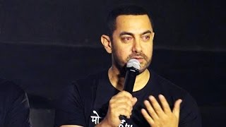 Aamir Khan's EMOTIONAL Speech On INTOLERANCE