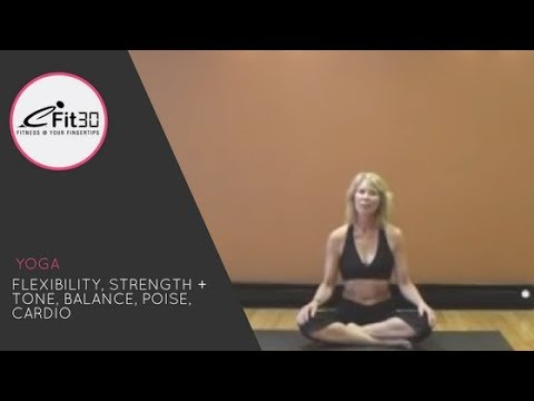 Yoga Full 30 minute routine - eFit30