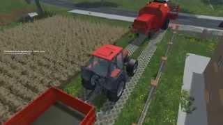 getlinkyoutube.com-Farming Simulator 15 S6E1 Multiplayer - Polskie Maszyny | Bizon | Nowa Farma
