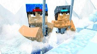 getlinkyoutube.com-Minecraft - ESCALADORES NEVE (Viagem)