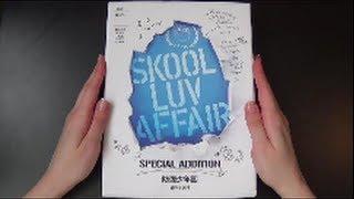 getlinkyoutube.com-Unboxing BTS (Bangtan Boys) 방탄소년단 2nd Mini Album Skool Luv Affair Special Addition (Limited Edition)