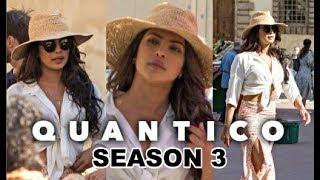 Quantico Season 3 -  Priyanka Chopra First Look Leaked