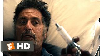 getlinkyoutube.com-Stand Up Guys (2012) - Erection Emergency Scene (4/12) | Movieclips