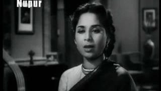 Hum Pyar Me Jalane Walon Ko - Lata Mangeshkar : Jailor (1958) - High Reso.