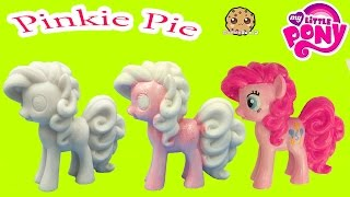 getlinkyoutube.com-DIY Painting My Little Pony Pinkie Pie Statue Paint Craft Do It Yourself Video Cookieswirlc