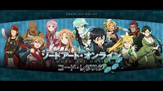 getlinkyoutube.com-Sword Art Online: Code Register - ตลุยโลก SAO (เกมมือถือญี่ปุ่น)