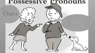Possessive Pronouns Song and Possessive Adjectives Song
