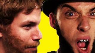 getlinkyoutube.com-Abe Lincoln VS Chuck Norris Epic Rap Battles of History #3