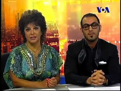 Virginity Movie Interview 2 in Voice of America TV channel, فیلم سینمایی بکارت
