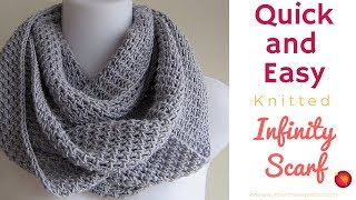 getlinkyoutube.com-Project | Infinity Scarf