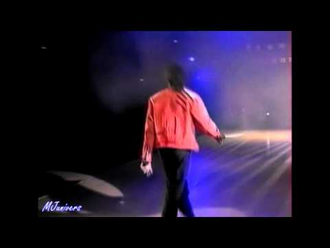Michael Jackson - Beat It - Live DWT Wembley 1992 - ReMastered - HD