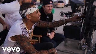 Chris Brown - Don't Wake Me Up (Making Of)