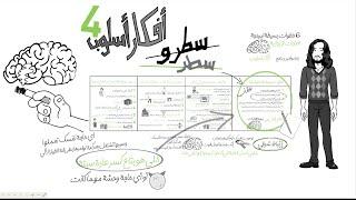 getlinkyoutube.com-افكار اسلوب 4  سطر وسطر- 6 خطوات لبرمجة العادات الإيجابية وكسر العادات السلبية-  أفكار أسلوب حلقة ٤