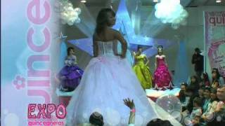 getlinkyoutube.com-Expo Quinceañeras Las Vegas October 12, 2008