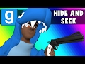 Gmod Hide and Seek - Dinosaurs are Back! Garrys Mod Funny Moments