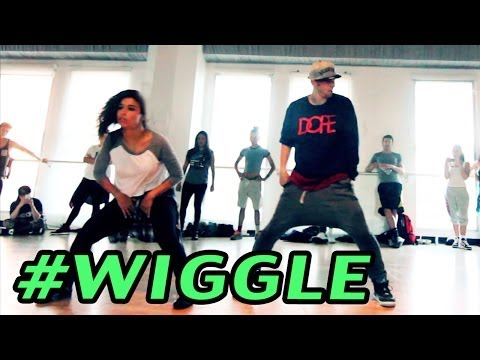 WIGGLE - Jason Derulo Dance TUTORIAL | @MattSteffanina Choreography (How To Video)