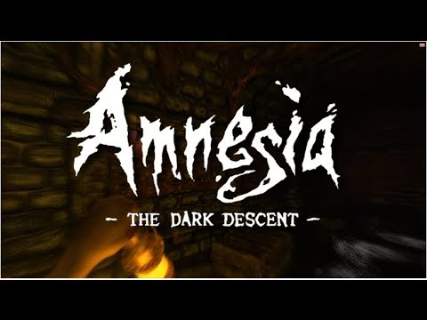 Amnesia - The Dark Descent - Scary Game!!
