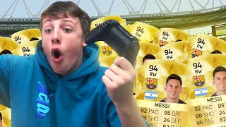 getlinkyoutube.com-SELLING MESSI FOR 300K WAGER!! - FIFA 16