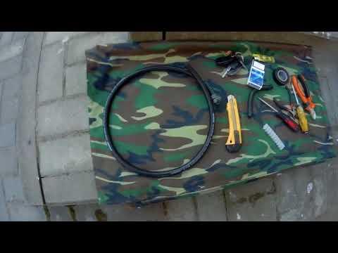 Бмв е36 Замена топливного шланга топливной рампы