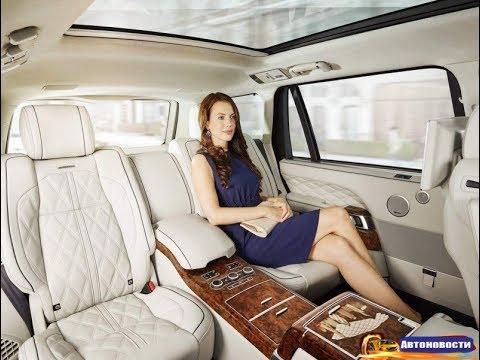 """Обновленный Range Rover от 14.500.000 руб. Bentley Bentayga """"нервно в сторонке курит""""..."""