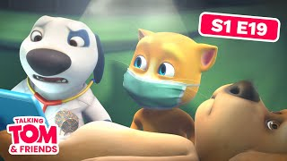 getlinkyoutube.com-Talking Tom and Friends - Doc Hank (Episode 19)