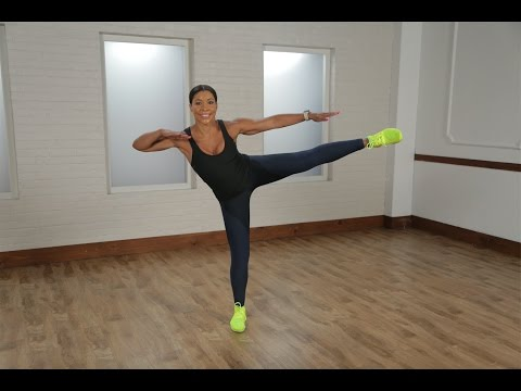 1 Move to Tone Your Thighs From Jeanette Jenkins | Class FitSugar