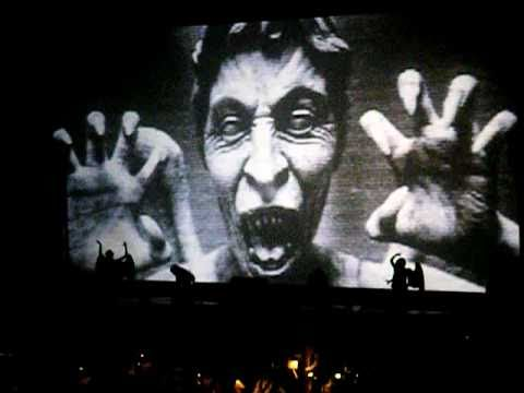 Doctor Who Live - The Weeping Angels - Wembley Arena 2010