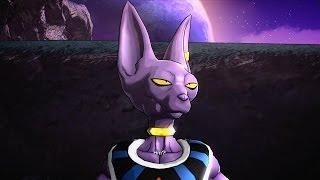 getlinkyoutube.com-Dragon Ball Z: Battle of Z - Super Saiyan God Goku vs. God of Destruction Beerus [English Dub]