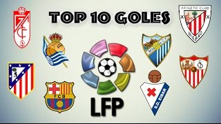 getlinkyoutube.com-Top 10 goles Liga BBVA 2014/2015