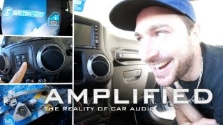 getlinkyoutube.com-Electric Life Power Windows in a Jeep Wrangler at Soundsations - Amplified #119